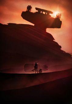 The Force Awakens fan-art