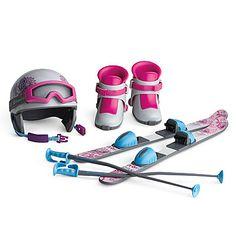 American Girl® Accessories: Ski Gear