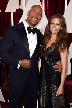 Pin for Later: Get a Rare Glimpse of Dwayne Johnson and Lauren Hashian's Love Story
