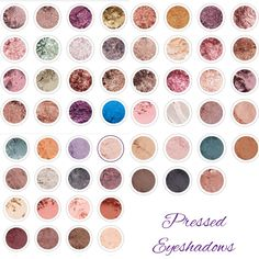 As of Sept. 2019 Younique has 55 Pressed Eyeshadow colors to choose from Gold Eyeshadow Palette, Rose Gold Eyeshadow, Colorful Eyeshadow, Eyeshadow Looks, Makeup Eyeshadow, Makeup Tips Younique, Younique Eyeshadow, Eyeshadows, Beauty Box