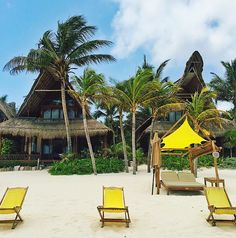 How to Do Tulum Like a Fashion Blogger: Where to Eat, Play & Stay via @WhoWhatWear