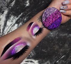 Glitter injections glitter