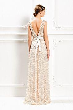 Max Mara Bridal 2015 Fall / Winter Wedding Dresses