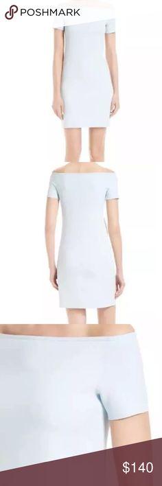 Helmut Lang Neoprene Technical Dress XS New store display Helmut Lang Dresses Mini