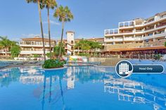 4 or 7nt Tenerife - Self-Catered, B&B or All-Inclusive!