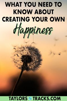 It's possible to create your own happiness. In fact, it's the only way to become happy. Happiness is an inside job and it's simple when you know exactly what to focus on. Learn how to be happy with these simple happiness tips. Click to find out now! When You Know, Need To Know, Mental Health Help, Books For Self Improvement, Inside Job, Change Your Mindset, Spiritual Health, Self Care Routine, Best Self