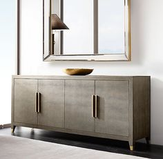 Find out why home decor is always Essential! Discover more retro sideboard and console table design details at http://essentialhome.eu/