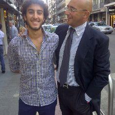 me and my kid... 20yo  #scattaglia #puglia #italia #salento