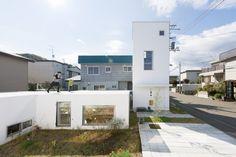 Kumagi House by hiroshi kuno + associates, Sapporo City, Japan
