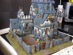 warhammer manor - Google Search