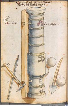 Zeugbuch Kaiser Maximilians I Innsbruck, um 1502 Cod.icon. 222  Folio 79v