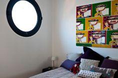 Le hublot et les affiches malabar pour une chambre d'enfant réussie !
