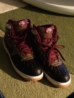 AF1 DUCKBOOTS A NEW CONCEPT SNEAKERS NIKE