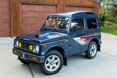 No Reserve: 1988 Suzuki Jimny Turbo 5-Speed |  Bring a Trailer