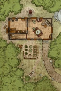 Anyone know the author of this? Dungeon maps Fantasy map Fantasy world map