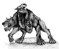 cerberus greek mythology - Google Search