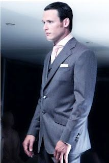 Mark Powell Bespoke Tailor     Mark Powell is one of London's most iconic and influential bespoke tailors.