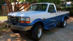1996 Ford F250 Pickup