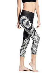 HUINI Devilfish Printing Yoga Pants Women's Fashion Sport... https://www.amazon.com/dp/B01N8YKZH4/ref=cm_sw_r_pi_dp_x_QP6lybPJADQ4D