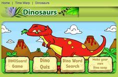 http://funschool.kaboose.com/time-warp/dinosaurs/