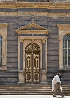 Stunning Picz: St. George's Cathedral, Addis Ababa, Ethiopia