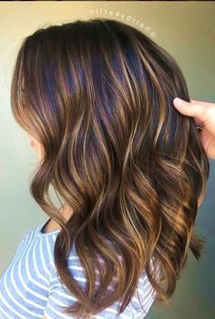 27 Hottest Ombre Hair Color Ideas For Brunettes That Youll Adore #ombre #hair #color #brunettes #ideas #caramel #balayage