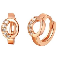 Find More Stud Earrings Information about Letters A to Z Earrings Rose Gold/Platinum Plated Letters Initial Stud Earrings for Women Earings Crystal Earring Jewelry,High Quality earring male,China earrings resin Suppliers, Cheap earrings ads from ULOVE Fashion Jewelry on Aliexpress.com