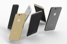El concepto del iPhone 6