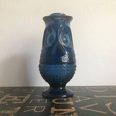 Your place to buy and sell all things handmade Fairy Lights, Light, Glass Company, Owl Decor, Viking Glass, Blue Glass, Boho Beautiful, Boho, Bohemian Decor