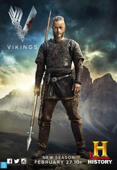 Vikings - Ragnar hell yes!!! not soon enough!