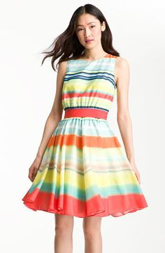 #Nordstrom                #Skirt                    #Baker #London #'Sunset #Stripe' #Full #Skirt #Dress #Nordstrom               Ted Baker London 'Sunset Stripe' Full Skirt Dress | Nordstrom                                           http://www.seapai.com/product.aspx?PID=411203