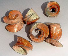 beads Jana Roberts Benzon I have always liked her work.