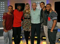 With JLS