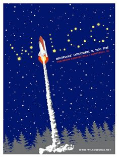 Wilco music gig posters | Kumara Lifestyle: Website Recommendation - Music Concert Posters