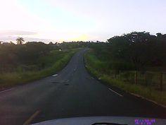 Viagens - Interior de Minas Gerais - Curva.
