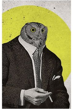 Me: Night Owl