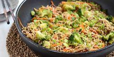 Snack Recipes, Healthy Recipes, Snacks, Bearnaise Sauce, Asian Recipes, Ethnic Recipes, Wok, One Pot Pasta, Pizza
