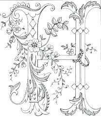 monograms letters - Google Search