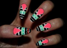 cute nails tumblr - Pesquisa Google