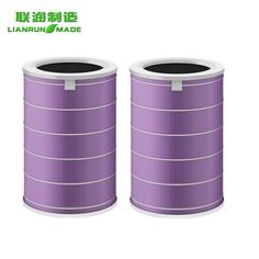 Hepa Air Purifier Filter, Cartridge and Activated Carbon Filter Household Wholesale Car Air Filter, Activated Carbon Filter, Hepa Filter, Air Purifier, Filters, Household