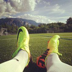 Nice view! #soccer