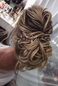 Best Wedding Hairstyles : Featured Hairstyle: lavish.pro; www.lavish.pro; Wedding hairstyle idea.