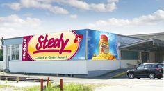 So sah unser Stedy Gebäude vor dem Umbau im Jahr 2013 aus.... # Erinnerungen# Memories, Fresh, Grilling, Cooking, Recipes