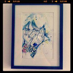 Watercolor / mírame