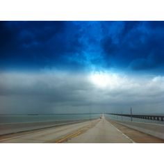7mile bridge on the way home to Key West Florida!  It's magical every time I'm on it.
