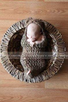 Crochet Cocoon Baby Cocoon Baby Cacoon Bear Cocoon Boy Cocoon Baby Girl Cocoon Newborn Cocoon Infant Pod Baby Pouch Photo Prop Barley Brown by Monarchdancer on Etsy https://www.etsy.com/listing/62986433/crochet-cocoon-baby-cocoon-baby-cacoon