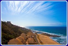 Umdloti Beach - KwaZulu Natal - South Africa