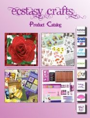 Picture of paper arts and crafts from Ecstasy Crafts catalog.but there are lots of supplies! Crafts To Make, Arts And Crafts, Cheap Craft Supplies, Freebies By Mail, Paper Clip Art, Home Decor Catalogs, Free Catalogs, Gift Catalogs, Valentines For Kids