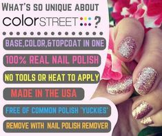 color street application instructions  color street nails