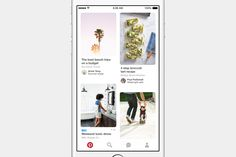 Pinterest Rolls Out Re-Vamped, Faster Loading App to Improve User Experience
